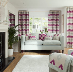 Made to measure curtain company Surrey