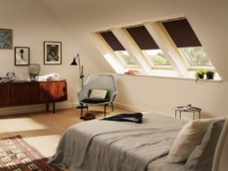 Velux window blinds from Curtain Creation Surrey