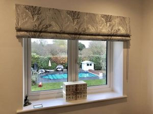 Made to measure Roman Window Blinds Surrey