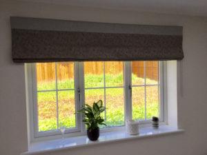 curtain creation in surrey roman blinds