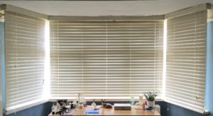 Window Blinds in lounge