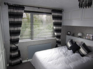 Blackout made to measure curtains Surrey