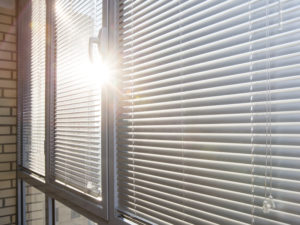 metal blinds by curtain creation surrey