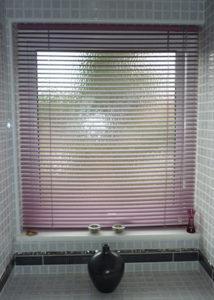 metal venetian blinds by curtain creation surrey