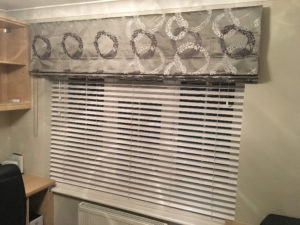 roman blinds made to measure by Curtain Creation
