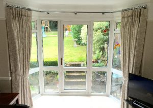 Made to Measure Curtains Wimbledon Village
