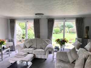 Made to measure curtains bexley